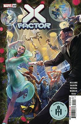 £8.99 • Buy X-FACTOR #10 (2020 SERIES) The Death Of Scarlet Witch Bagged & Boarded 1st Print