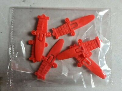 £2.99 • Buy POP UP PIRATE By Tomy Spare Parts Replacement Pieces 6 X RED Swords