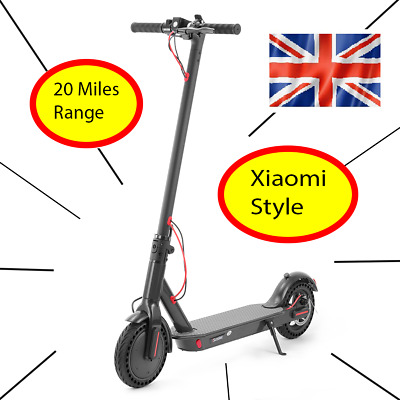View Details ♪ NEW Xiaomi M365 Pro Style Electric Scooter 350W Long Range 30KM With APP ♪ • 239.99£