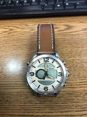 $1.99 • Buy FOSSIL Men's Watch Jr1506 For Parts