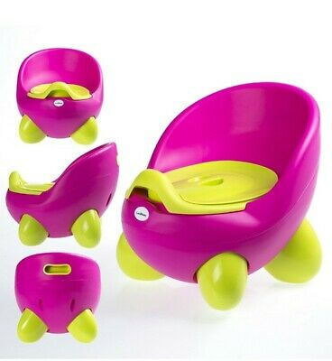 £10 • Buy Portable Chair Potty Seat With Lid For Girls. Non Slip Feet. New