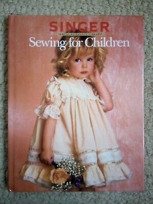 £0.99 • Buy Singer Sewing Reference Library Hardback Book SEWING FOR CHILDREN