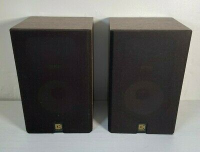 £92.99 • Buy Pair Of Celestion Ditton 100 Speakers -- Made In England -- Bookshelf 50W --