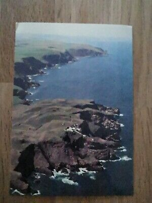 £2 • Buy St. Abbs Head And Lighthouse. Ref. No. 284. Library Of AirFotos