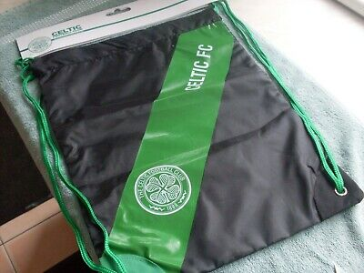 £6 • Buy Celtic  Football Drawstring Bag New @ Tags, Official Product
