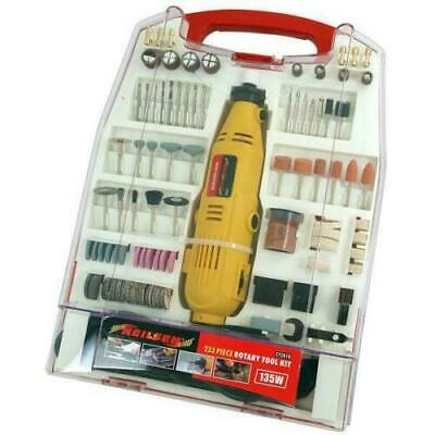 £29.99 • Buy 233pc Rotary Multi Tool Set Dremel Compatible Accessories Mini Drill Hobby