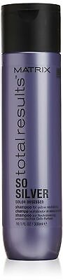 £7.49 • Buy Matrix Total Results Color Obsessed So Silver Shampoo 300ml