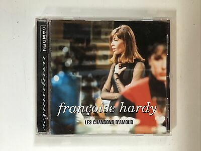 £2 • Buy !  Francoise Hardy Les Chansons D'amour Cd Freepost In Very Good Condition