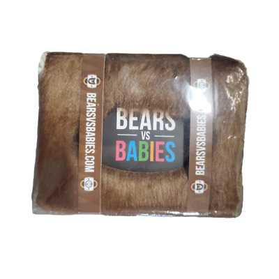 AU34.20 • Buy Bears Vs Babies By Exploding Kittens - A Monster-Building Card Game ~ New In Box