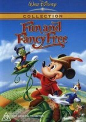 £4.85 • Buy Fun And Fancy Free (1947) [new Dvd]