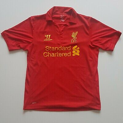 £19.95 • Buy Liverpool 2012/13 Home Shirt Size Medium Warrior.FREE Shipping In The UK.