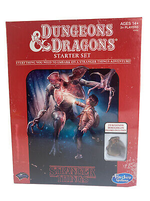 AU59 • Buy D&D Stranger Things Roleplaying Game Starter Set Dungeons And Dragons Board Game