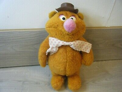 £15 • Buy Vintage 1976 Jim Hensons Muppets Fozzie Bear Soft Toy From Fisher Price In Vgc