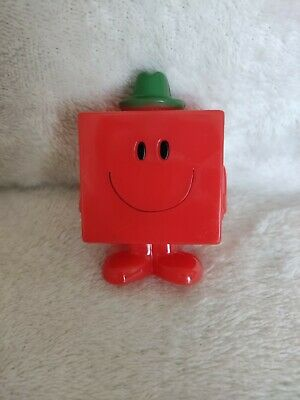 £8.99 • Buy Mr Men & Little Miss Collectable Plastic Toy Figure - Mr Strong