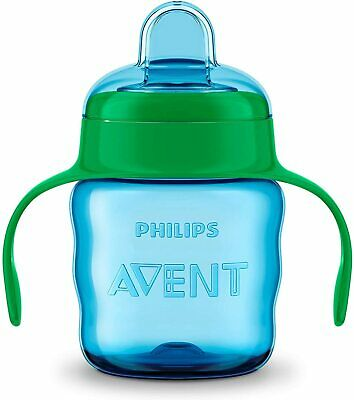 £6.07 • Buy Philips Avent Easy Sip Spout Cup Baby's Self Drinking Beaker SCF551/15 Assorted