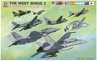 £25.83 • Buy Pit-Road Skywave Series S-13 The West Wings 3 1/700 Scale Kit Plastic Model Toy