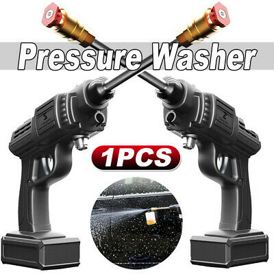 £49.99 • Buy Portable Cordless Electric Pressure Washer Water Jet Wash Patio Car Cleaner