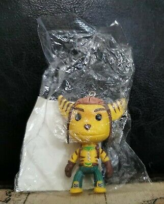 £24.99 • Buy Official Promo Sackboy Keyring/Keychain  Ratchet And Clank Limited Edition