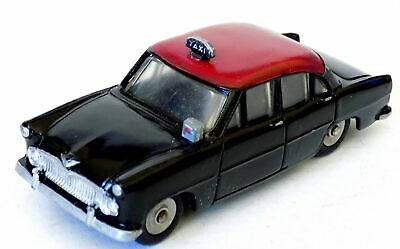 £22 • Buy French Dinky No.24ZT Simca Ariane Taxi Car (1959) Code 3.