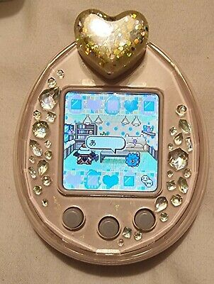 AU188.09 • Buy Tamagotchi P's Ps- Pink - Japanese - Good Condition With Love&melody Deco