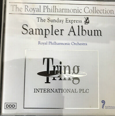 £3.75 • Buy Royal Philharmonic Collection Sunday Express Sampler 14 Track CD