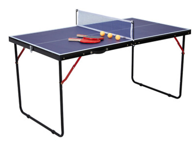 AU99.99 • Buy Not To NSW & VIC Portable Tennis Table Folding Ping Pong Table Family Game Set