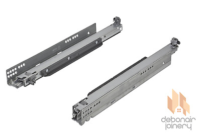 £44.98 • Buy Blum Movento S Blumotion Soft Close 60 Kg Drawer Runners