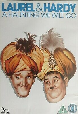 £3.95 • Buy #  Laurel And Hardy  - A Haunting We Will Go  DVD