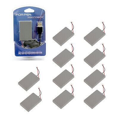 AU84.80 • Buy Wholesale Lot Of 10 PS4 Internal Battery For Controller & Charge Cable Hexir