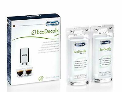 AU63.02 • Buy Delonghi EcoDecalk Mini 2 X 100ml Descaler (Pack Of 1) F/S W/Tracking# Japan New