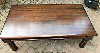 £25 • Buy Solid Wooden Coffee Table