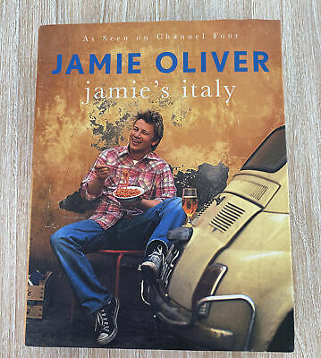AU25.46 • Buy Jamie's Italy Jamie Oliver Hardcover Cook Book Cooking Recipes LIKE NEW