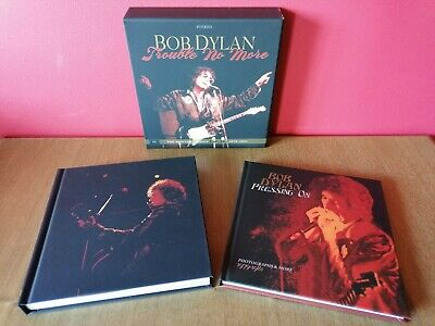 £89.99 • Buy * BOB DYLAN : Trouble No More 1979-1981 CD Deluxe Box Set 9 Discs (2017) *