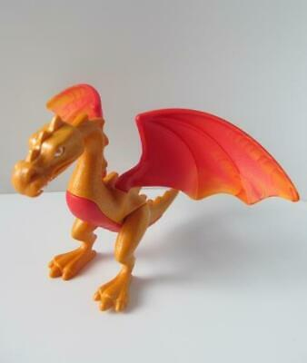 £6.29 • Buy Playmobil Castle/Knight/Fairytale Theme Extra: Small Orange & Red Dragon NEW