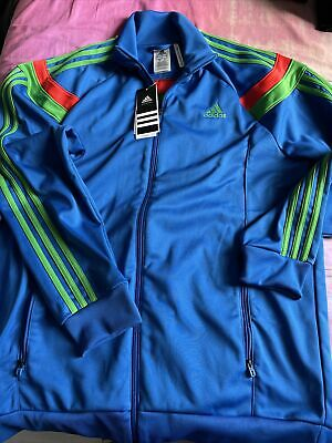 £35 • Buy Mens Adidas Tracksuit Top Large New Size L