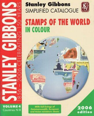 £4.71 • Buy Stanley Gibbons Simplified Catalogue Of Stamps Of The World 2006: Countries N-R