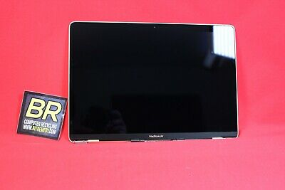 $104.99 • Buy *AS IS* Apple MacBook Air Retina 13  A2337 M1 2020 LCD Complete Screen Assembly