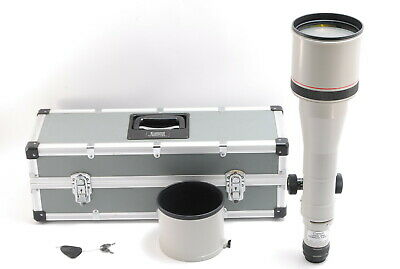 £1012.29 • Buy 【EXC+5 W/Case】 Canon NEW FD 800mm F5.6 L  NFD Telephoto MF Lens From JAPAN 965