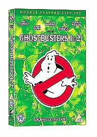 £2.69 • Buy Ghostbusters / Ghostbusters 2 (DVD NEW SEALED)