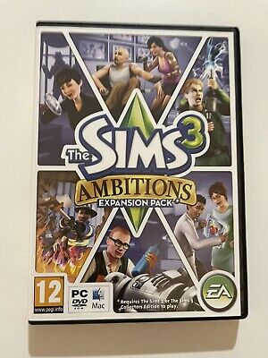 £0.99 • Buy The Sims 3 : Ambitions Expansion Pack For PC Or Mac (2010)