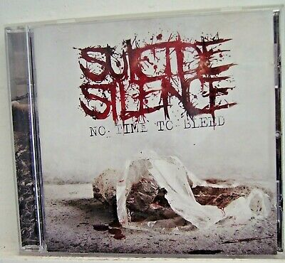 £1.97 • Buy SUICIDE SILENCE - 'No Time To Bleed' - (CD 2009)**EXC**