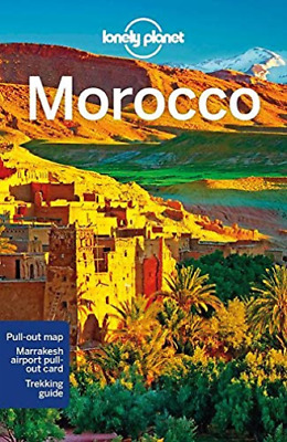£20.28 • Buy Gilbert Sarah-Lonely Planet Morocco 13 13/E BOOK NEW
