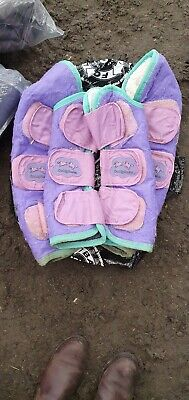 £15 • Buy Cuddly Ponies Travel Boots, Size Pony