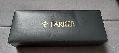 £7.99 • Buy Vintage Collectable Parker Fountain Pen Case For One To Three Pens