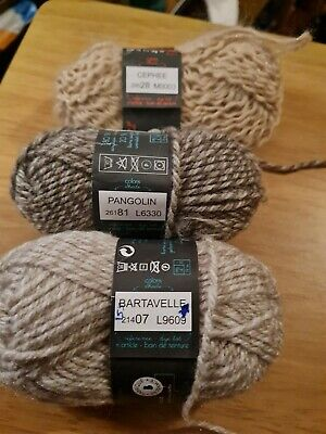 £2 • Buy Bergere De France Wool X3 (Knitting Mag Collection)