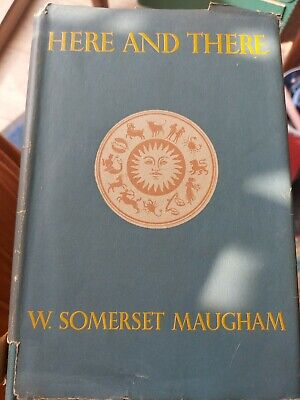 £2.40 • Buy Here And There - W Somerset Maugham