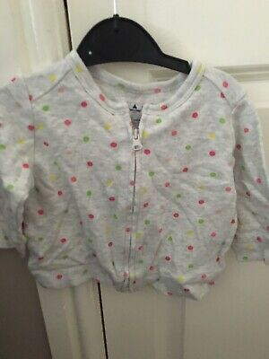 £1.99 • Buy Baby Gap Girls Hoody 3-6 Months Excellent Condition