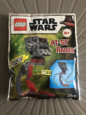 £1.99 • Buy LEGO PLAYSET. STAR WARS.AT-ST RAIDER.limited Edition. New Sealed Packet.