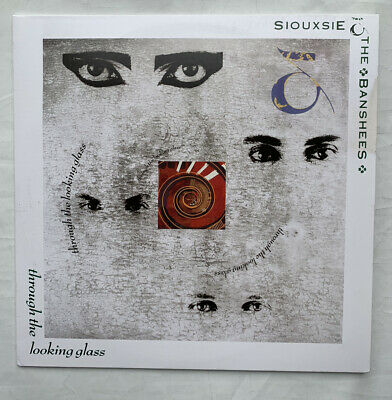 £8.49 • Buy Siouxsie And The Banshees - Through The Looking Glass - Vinyl LP Reissue