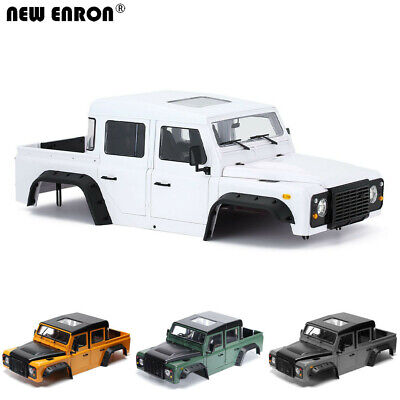 £104.90 • Buy 313mm Wheelbase Defender Pickup Body Shell For 1/10 RC Axial TRX4 SCX10 90046